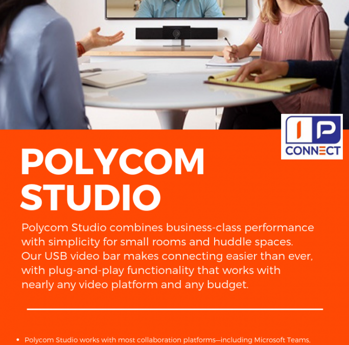 Polycom Studio has arrived!