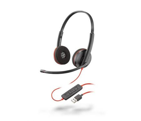 Plantronics Blackwire 3220 Headsets
