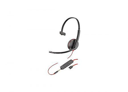Plantronics Blackwire 3215 Headsets
