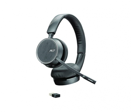 Plantronics Voyager 4220 UC (USB-A) Wireless Headset