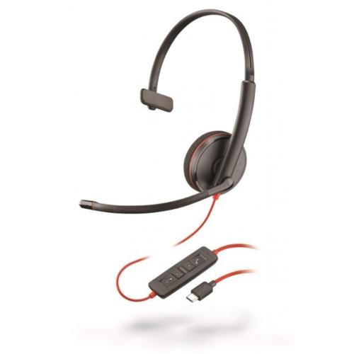 Plantronics Blackwire 3210 Headsets