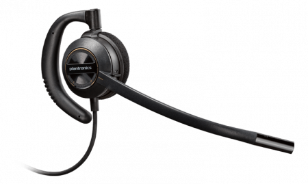 Plantronics Encorepro Hw530 Headset Black