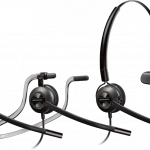 Plantronics EncorePro HW540 Convertible Headset