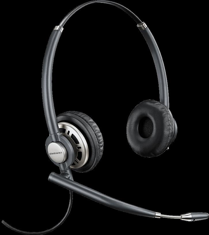 Plantronics Black EncorePro HW720 Customer Service Headset