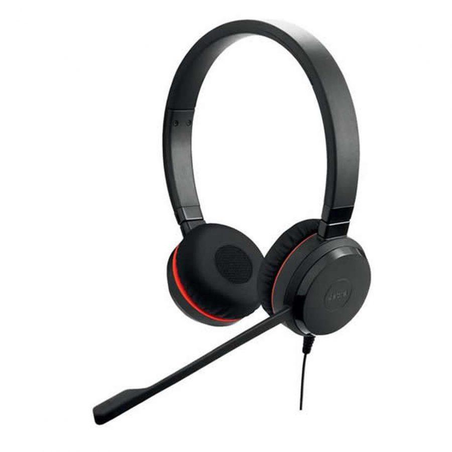 Jabra Evolve 30 Duo Headsets l